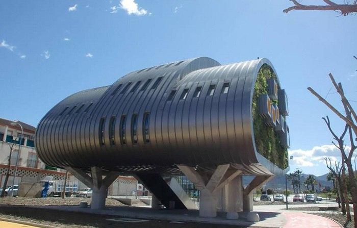 Архитектурная компания EZAR представила один из своих