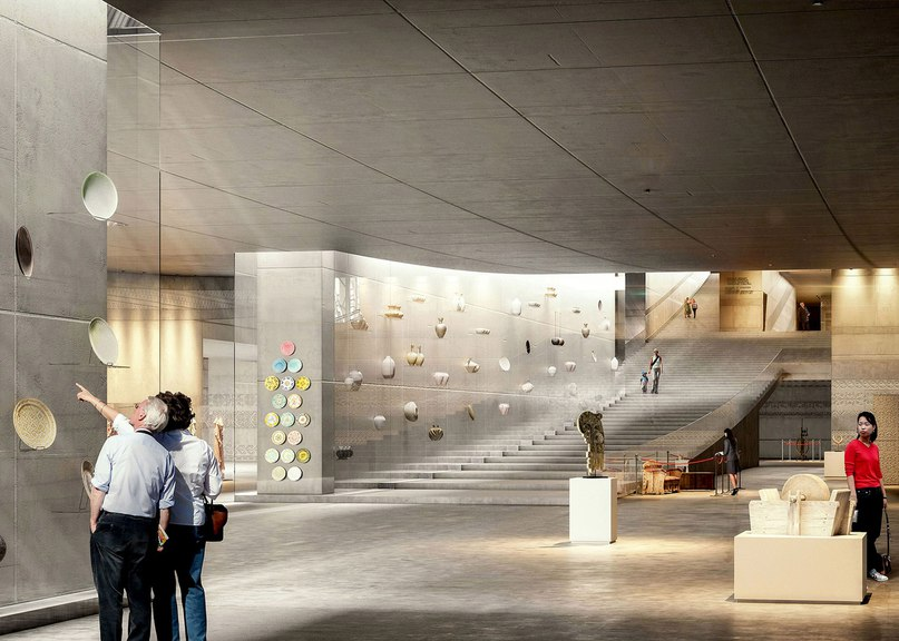 Napur Architect wins Budapest museum contest with