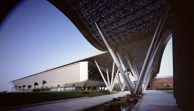 Научно-технологический парк в Катаре  По аналогии с российским