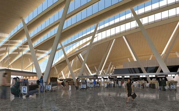 Аэропорт в Ростове-на-Дону будет построен в 2018г