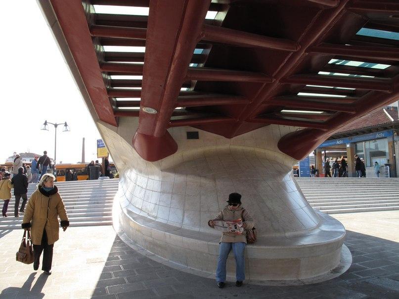 Испанский архитектор Калатрава обвиняется в нанесении ущерба