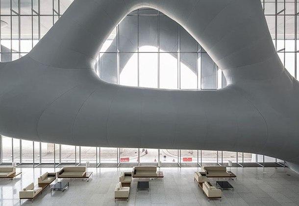Японский архитектор Арата Исодзаки спроектировал катарский Национальный