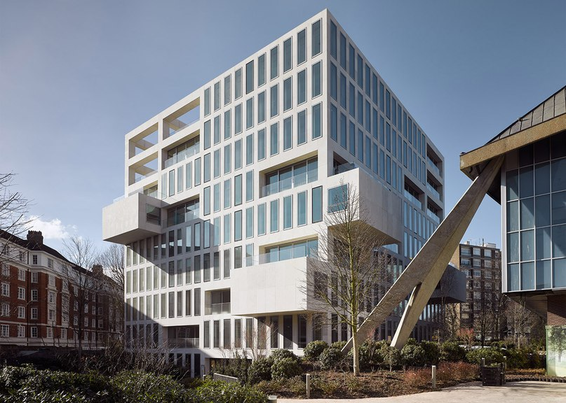 OMA and Allies and Morrison complete Commonwealth