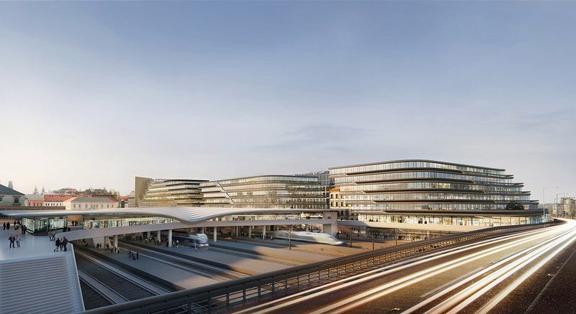 Zaha Hadid Architects presents plans for new
