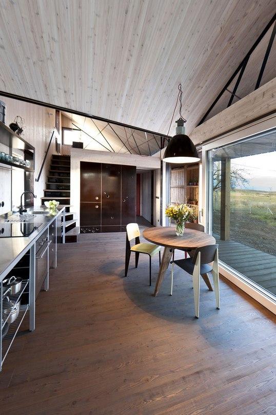 Компания ASGK Design представила экологический дом Energy