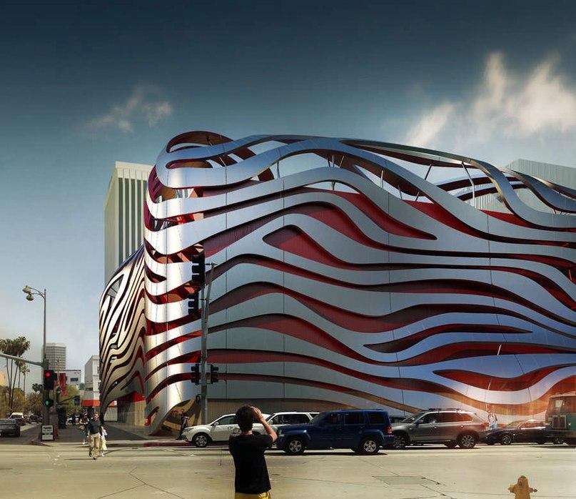 это красиво ? Это уродливое ? здание