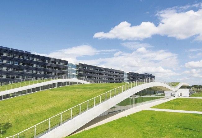Блок 1 Новый комплекс общей площадью 35 300