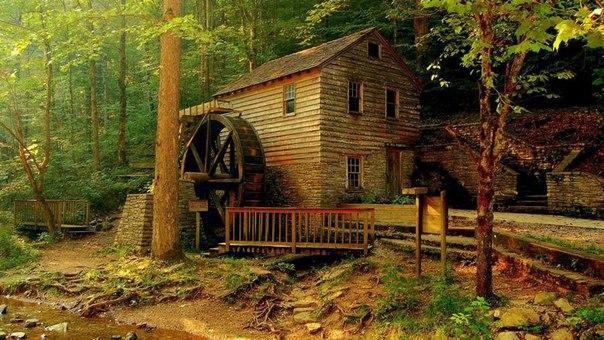 Если существуют настоящие домики мечты, то выглядят