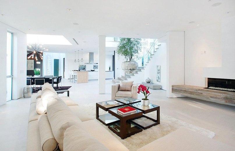 Роскошный особняк в Лос-Анджелесе от Amit Apel