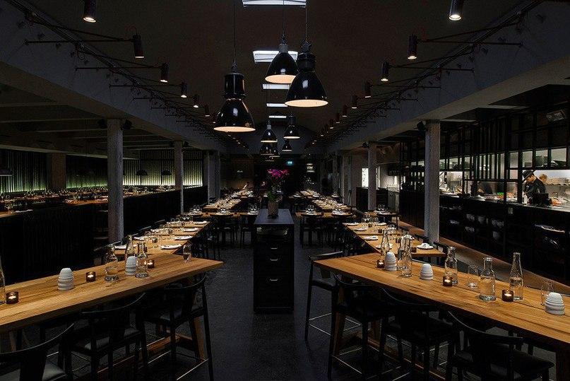 Интерьер ресторана Farang в Стокгольме от студии