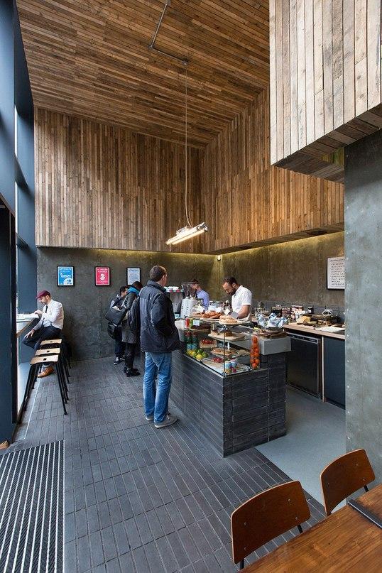 Кофейня Laboratorio Espresso в Глазго  Laboratorio Espresso —