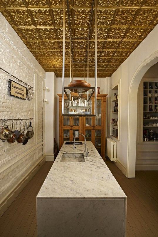 Современный интерьер с оттенком турецких традиций от