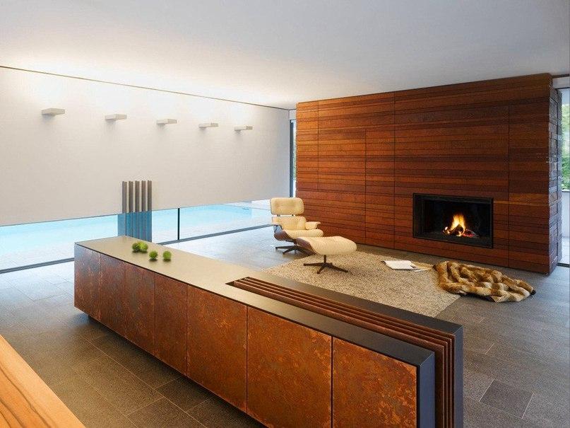Современная резиденция House Heidehof от проектной студии