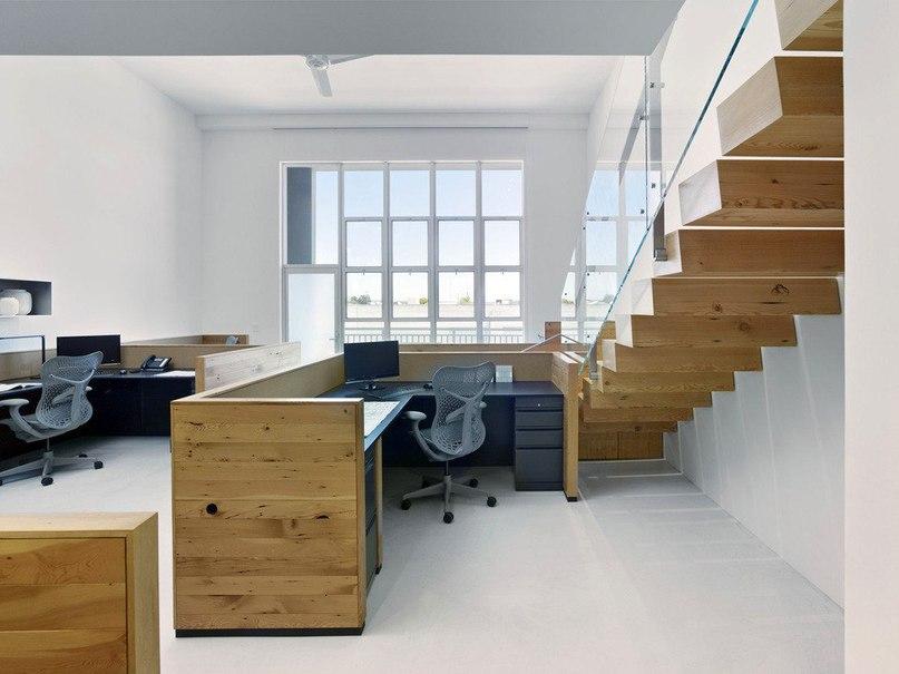 Офис проектной студии jones  haydu в