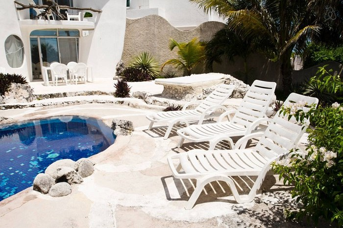 Легендарный дом на Карибском острове.  Чтобы ощутить всю