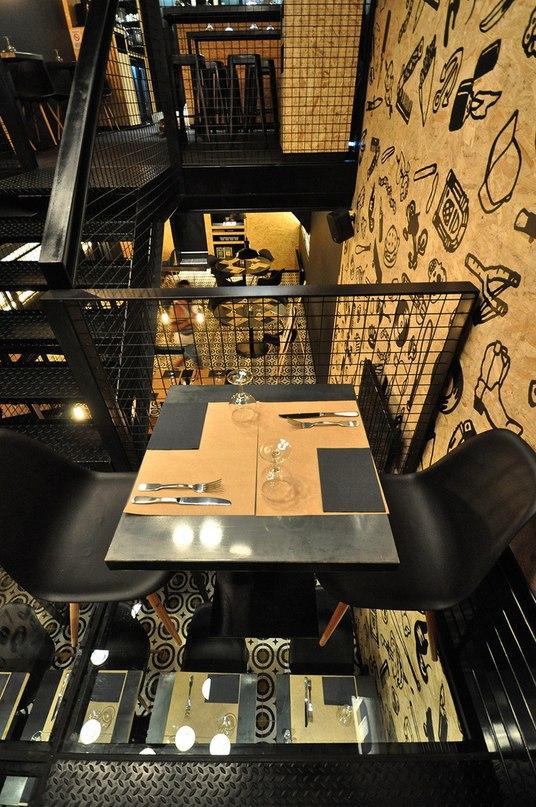 Бургерный ресторан для гурманов VOYOU  В конце 2013