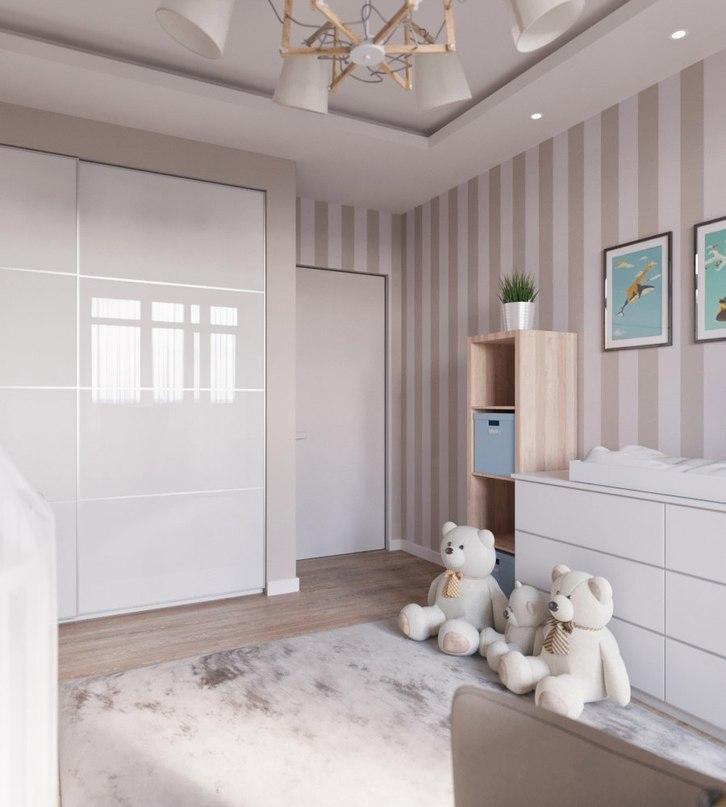 Проект квартиры в Казани