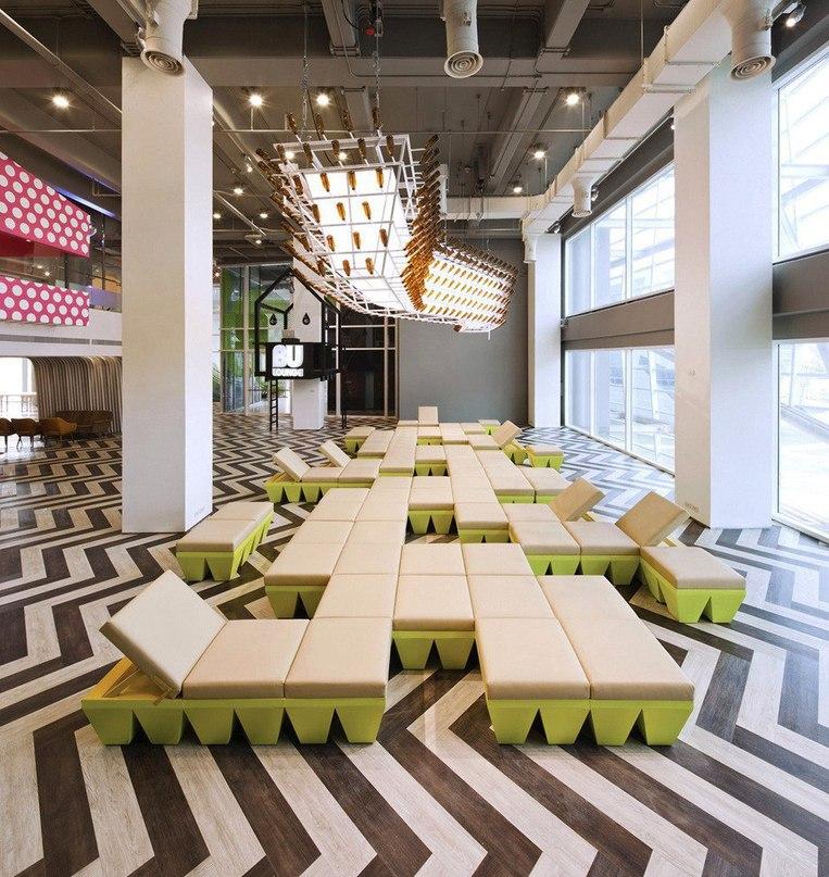 BU Lounge — новый подход к обучению