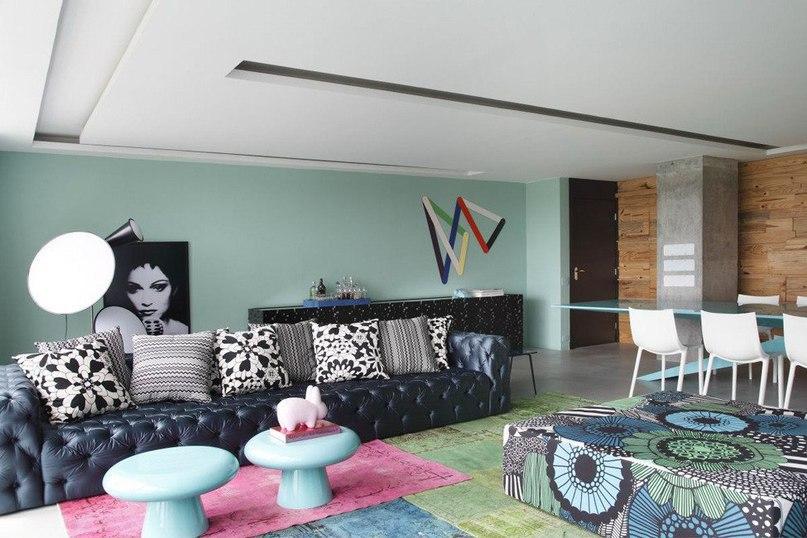 Дизайн интерьера квартиры RL House от Studio