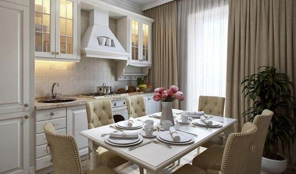 Дизайн интерьера квартиры 32м2