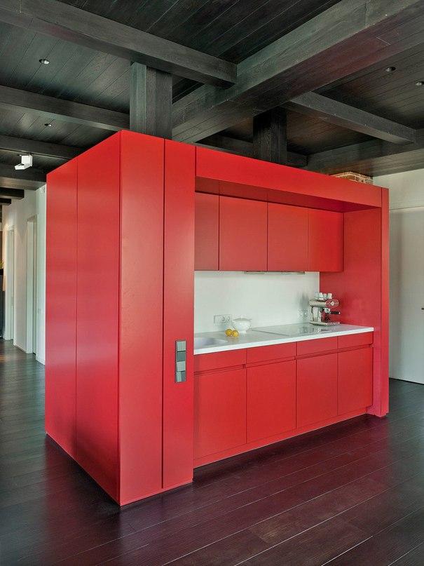 Реконструкция старой коммуналки в Москве от Studioplan  Дизайнер