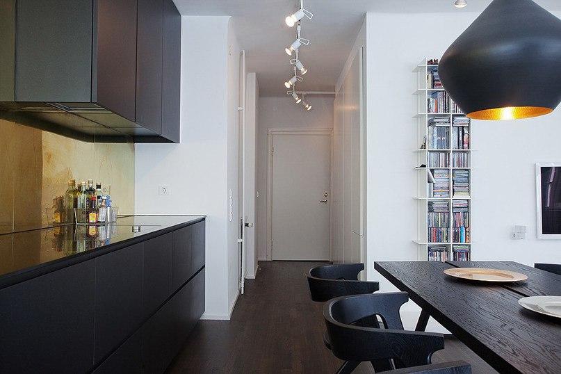Изысканный уют в квартире площадью 65 кв.м.  Эта