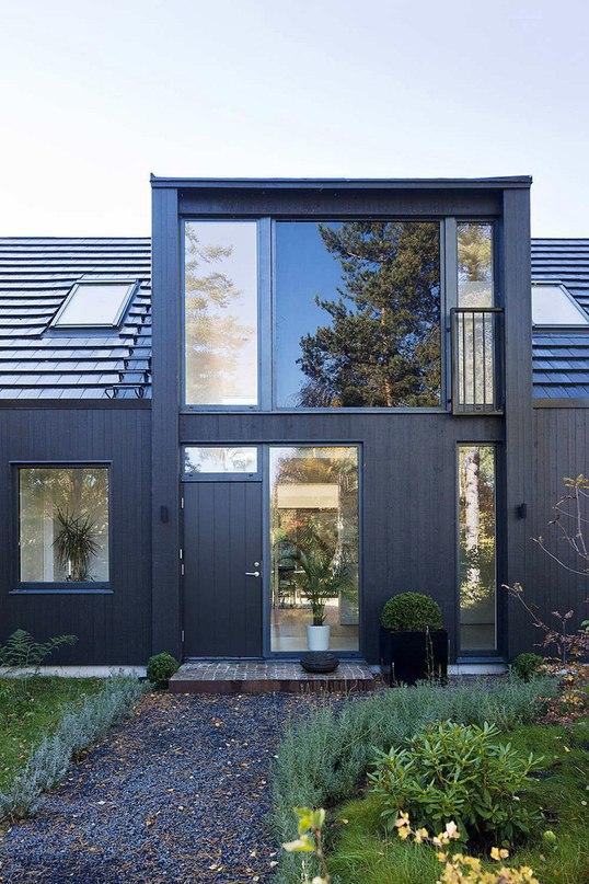 Летняя резиденция в Швеции от Johan Sundberg
