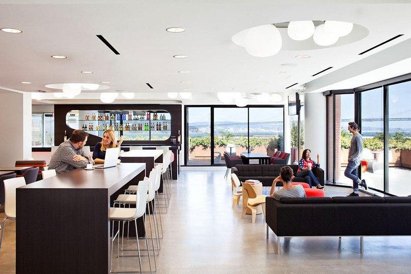 Главный офис компании Campari в Америке  Главный офис
