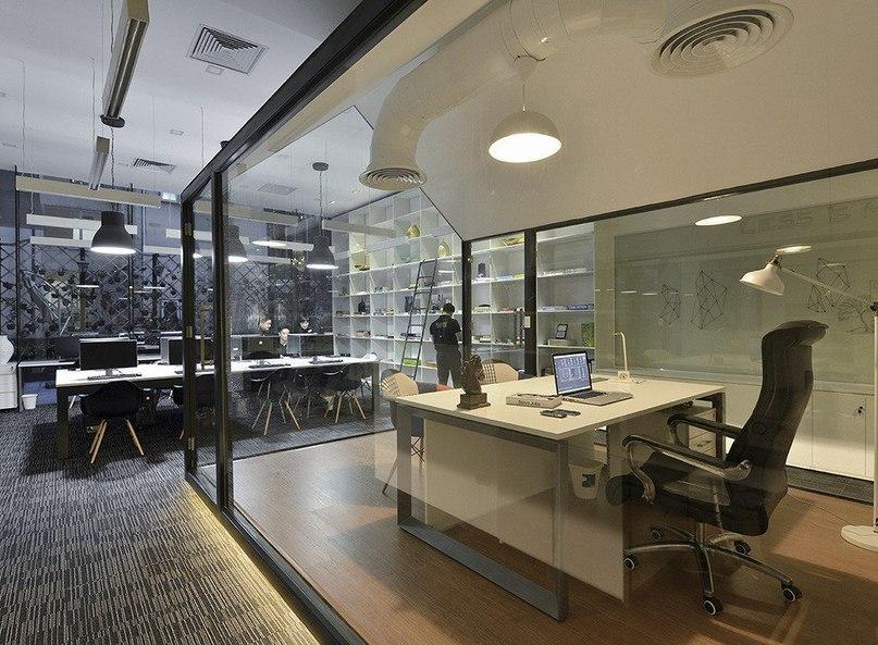 Офис Bauhaus Architecs