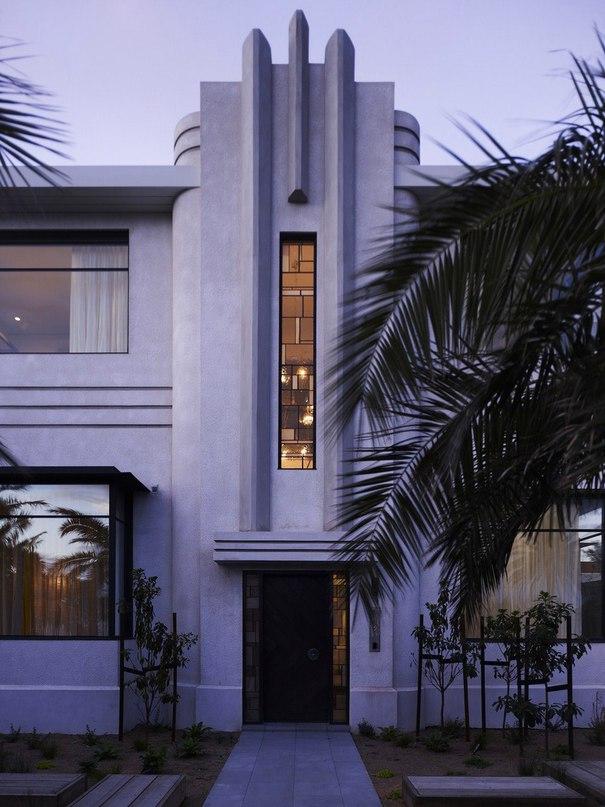 Столетний особняк Middle Park в Мельбурне, Австралия  Расположенный