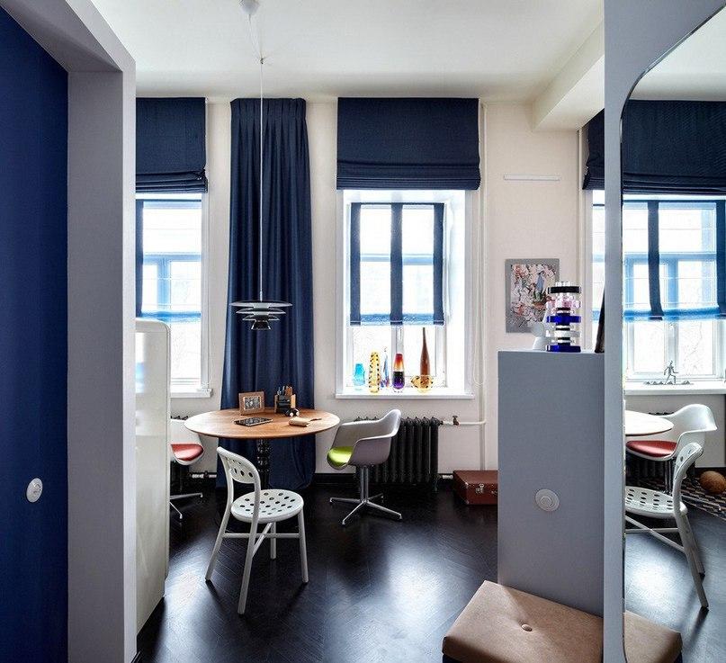 Квартира площадью 36 кв.м. в Москве  Данная квартира