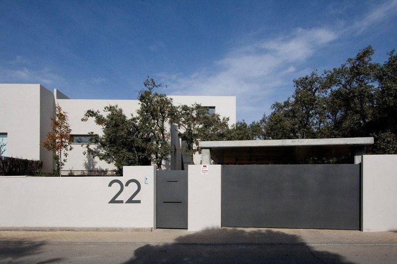 Casa C-51 от архитекторов ÁBATON  Компания ÁBATON представила