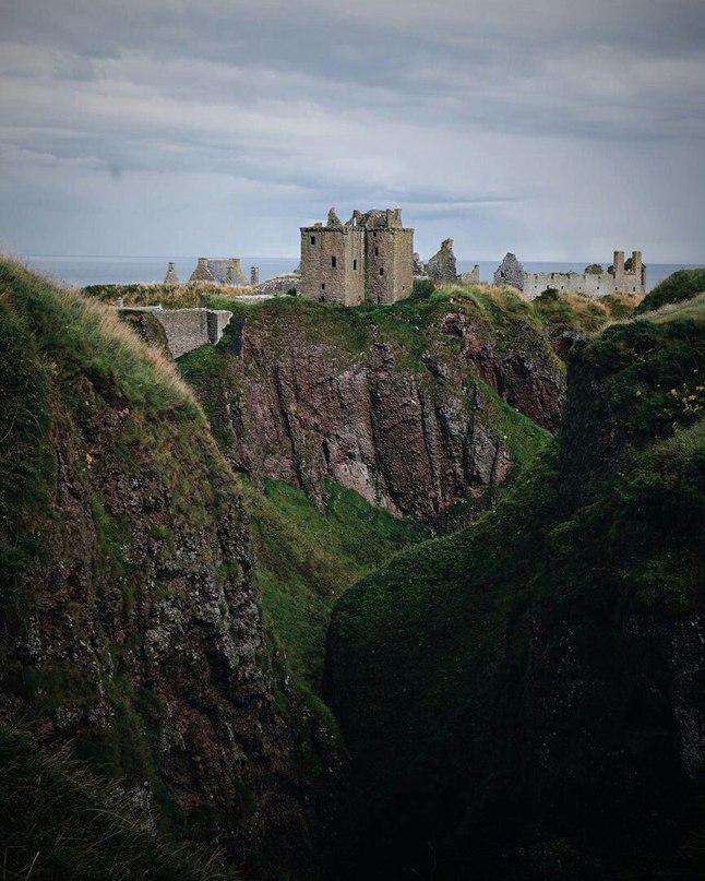 Настроение: уехать в Шотландию