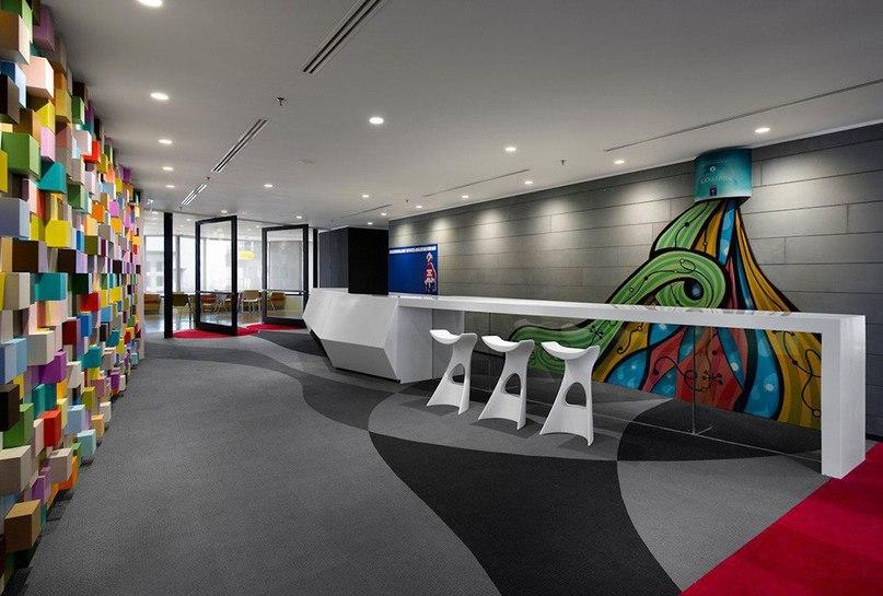 Офис компании Sherwin-Williams в Куала-Лумпуре  Американская компания Sherwin-Williams