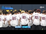 Produce 101 Season 2  Behind Scene of the Pro Baseball First Ball A very important first ball