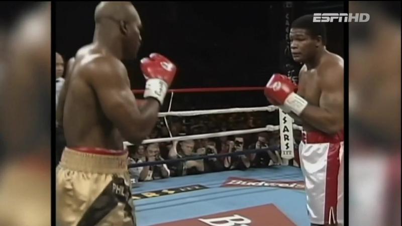 1995 11 04 Evander Holyfield vs Riddick Bowe III