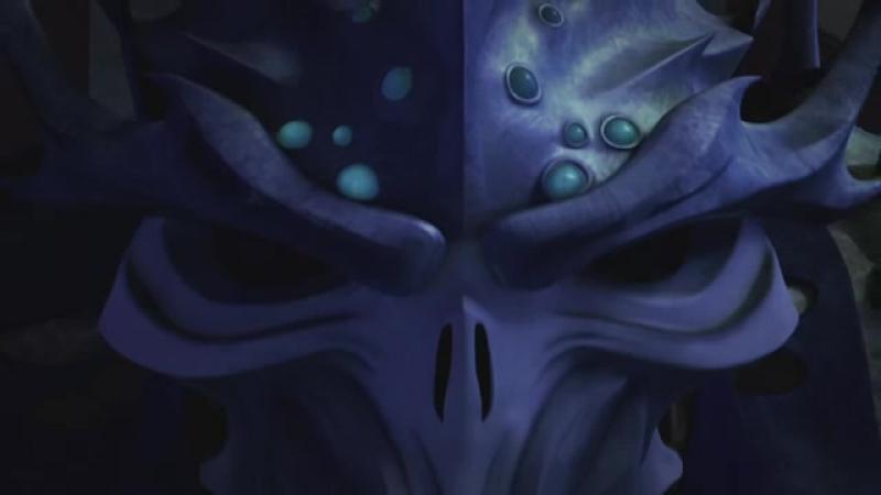 Трейлер к 20 серии 4 сезона Супер Шреддер/The Super Shredder
