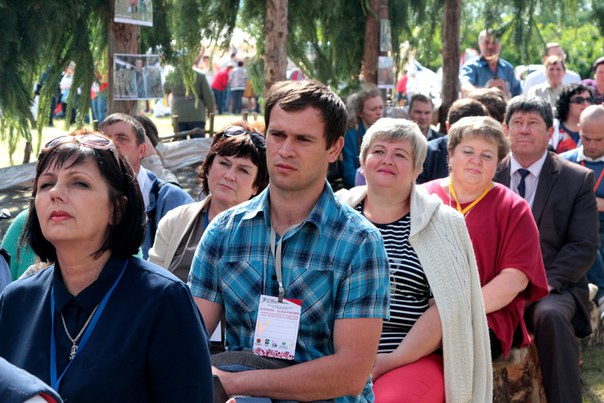 IX Всероссийский молодежный Форум 'Деревня - душа России: комплексное