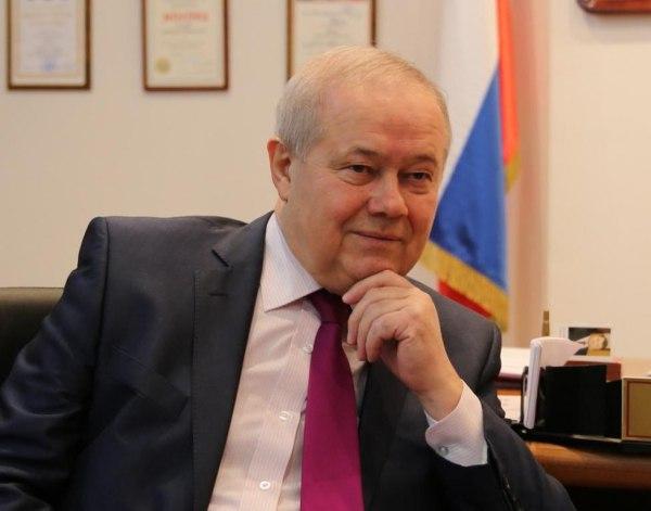 Фарид Мухаметшин вошел всостав совета при президенте РФ