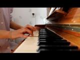 вдох выдох..это я играю на пианино из сериала ранетки