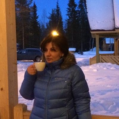 Анна Калюжина