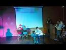 """""""Однажды на радиостанции"""" - супер премьера спектакля от продвинутых жителей города Ю!"""