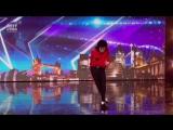 Двойник Майкла Джексона на шоу талантов