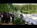 Водопад Куми-порог