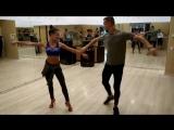 BACHATA CLASS   Dmitry & Anna