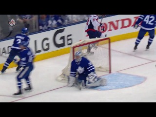 НХЛ 16-17 Play-off 1-ая шайба Кузнецова 17.04.17