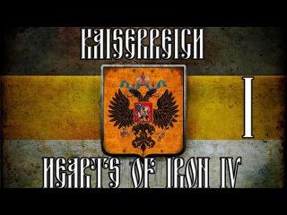 HOI4 Kaiserreich - Российская Империя (1) Коронуем Патриарха Кирилла