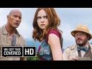 JUMANJI: WELCOME TO THE JUNGLE Official Trailer 1 [HD] Karen Gillan, Dwayne Johnson