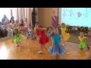 Танец малышей на выпускном
