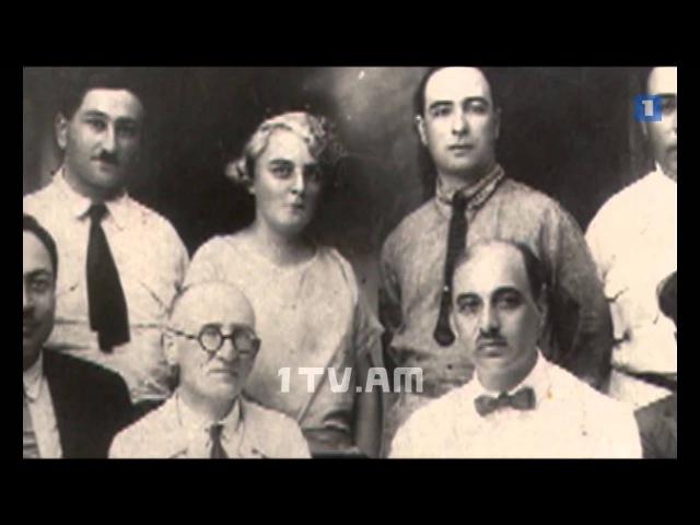 04.11.14 / Հայաստանի ճամփեքով - Ալեքսանդր Սպենդիար